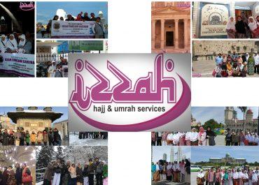 Program Umroh Izzah Zamzam Sakinah Bulan MARET 2017
