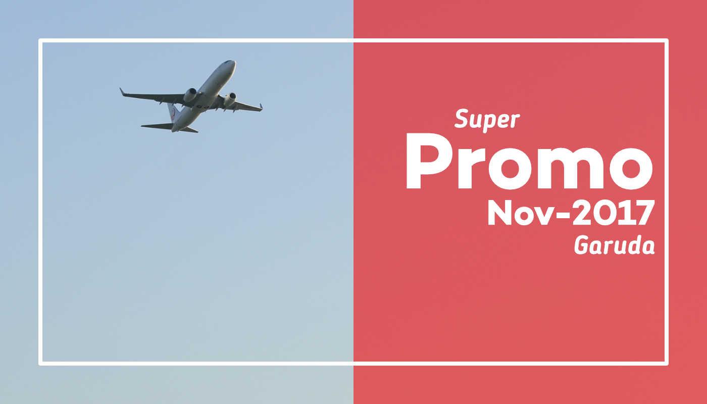 Promo Umroh November Garuda 2017