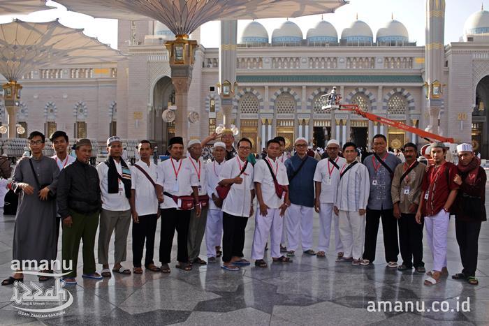 kota madinah, masjid nabawi