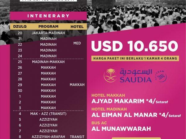Haji Khusus Program Awal 2026
