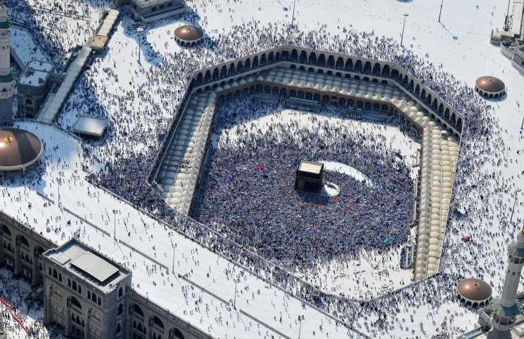 Makkah kembali dibuka?
