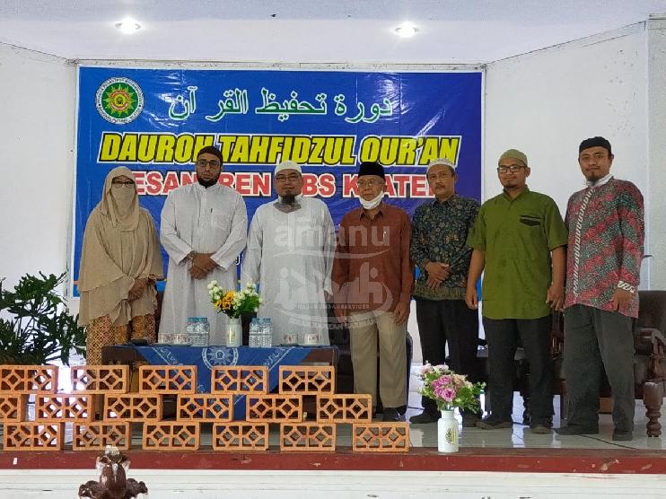 Dauroh Tahfidzul Qur'an bersama Ponpes MBS Klaten